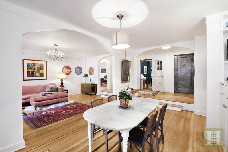 519 East 86th Street, dining room, co-op, upper east side,