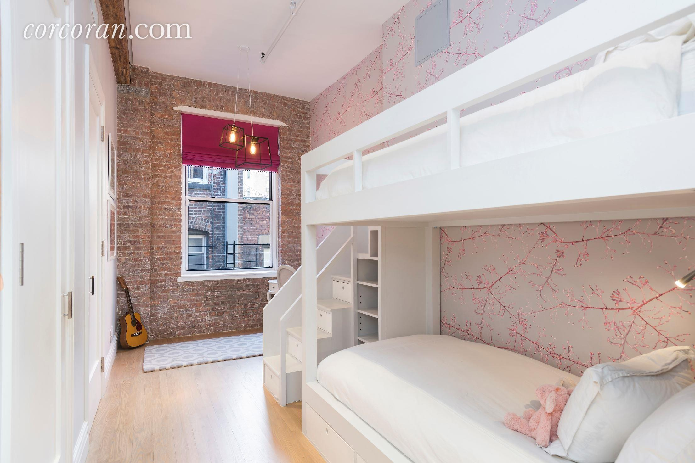 38 North Moore Street , Cool listings, penthouse, tribeca, loft, tribeca loft for sale,