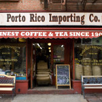 PORTO RICO IMPORTING CO, NYC Signage