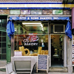 ZITO & SONS BAKERY, NYC signage