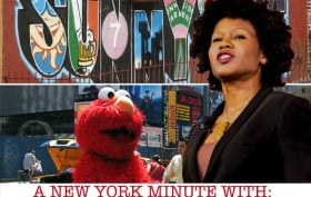 a new york minute, majora carter, urban revitalization consultant
