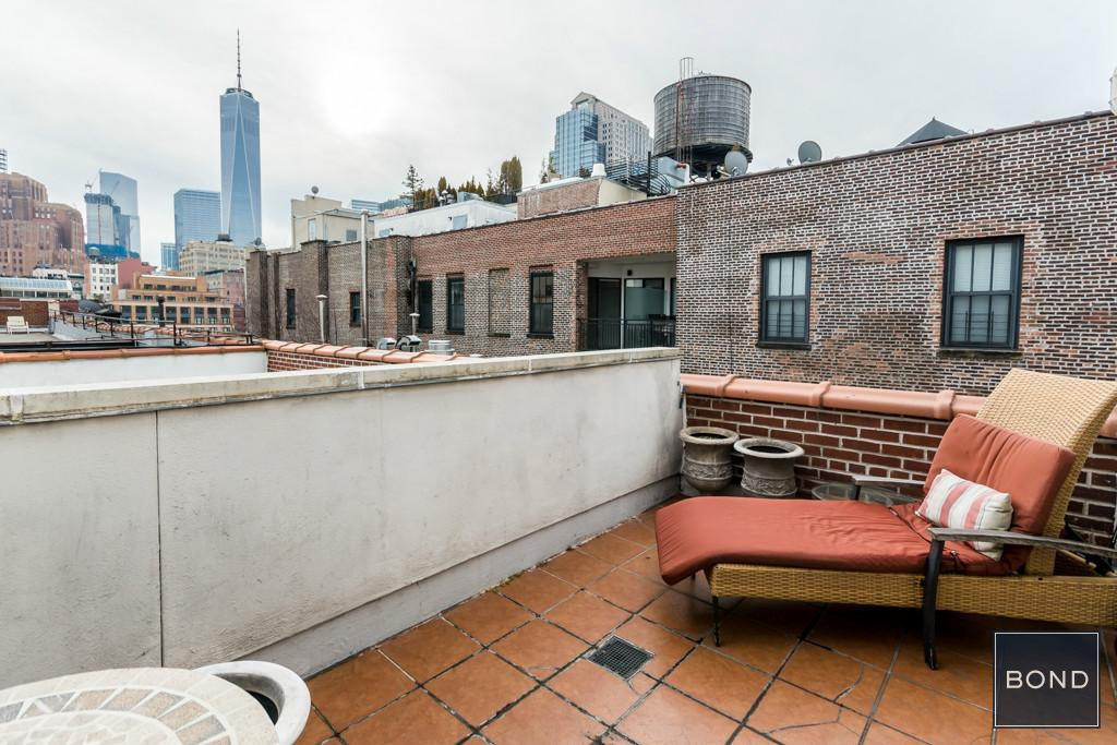 11 Vestry Street, Tribeca, Bay Ridge, Penthouse, Rental, Triplex, cool listings