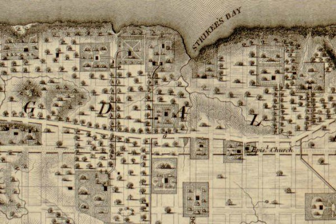 Strycker's Bay, Upper West Side history, lost villages of the Upper West Side