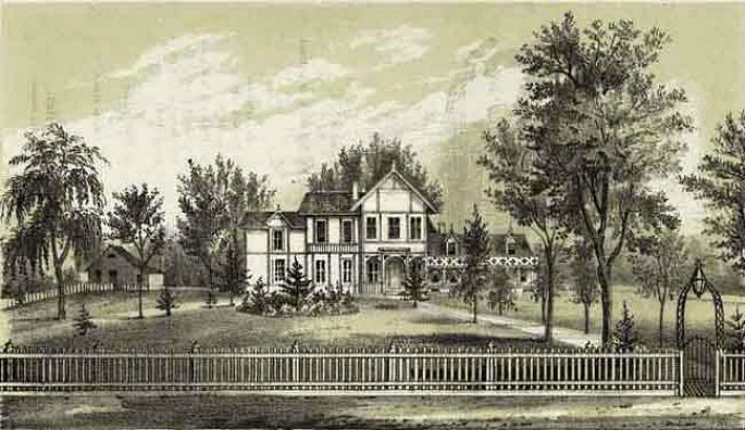 Somarindyck house, Harsenville, Upper West Side history