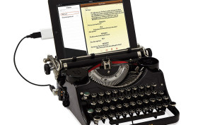Jack Zylkin, USB Typwriter