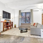 249 West 29th Street, loft, living room, chelsea, SYSTEMarchitects