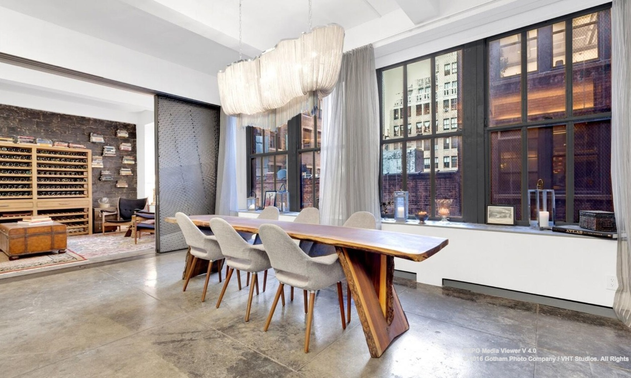 Chelsea Loft Designed by Award-Winning SYSTEMarchitects Wants $2M ...