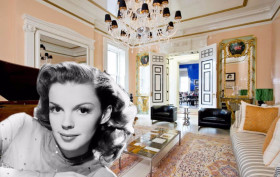 Judy Garland apartment