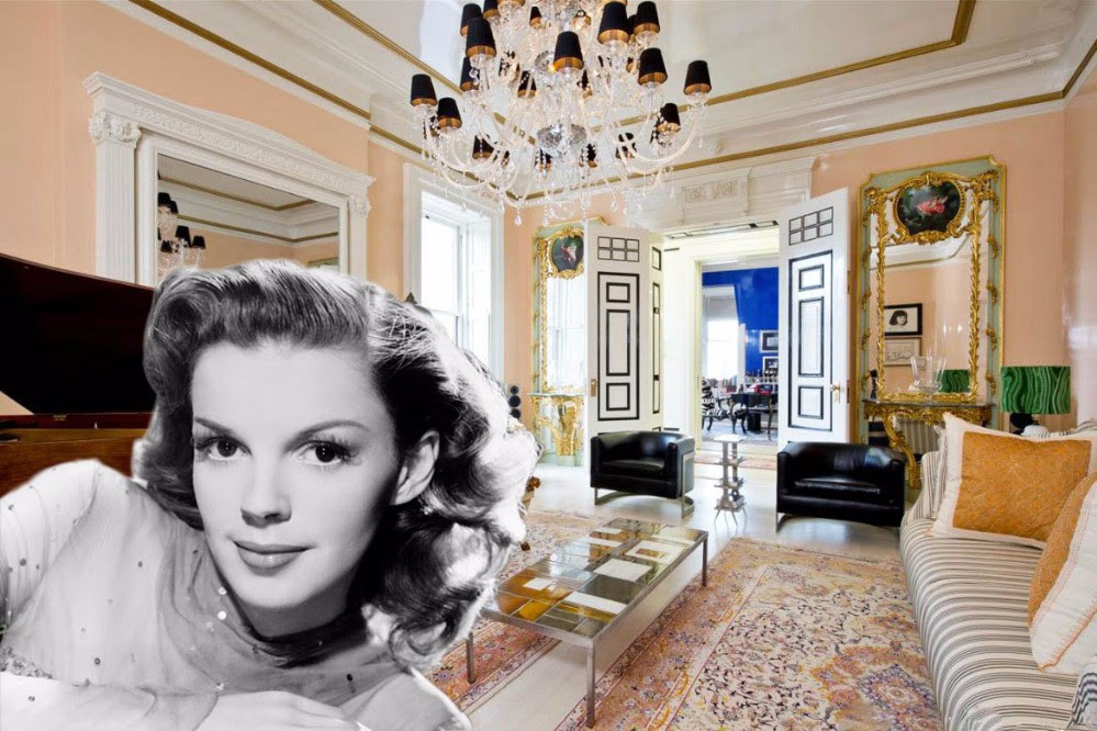After a colorful makeover and price chops, Judy Garland's former Dakota co-op finds a $10M buyer