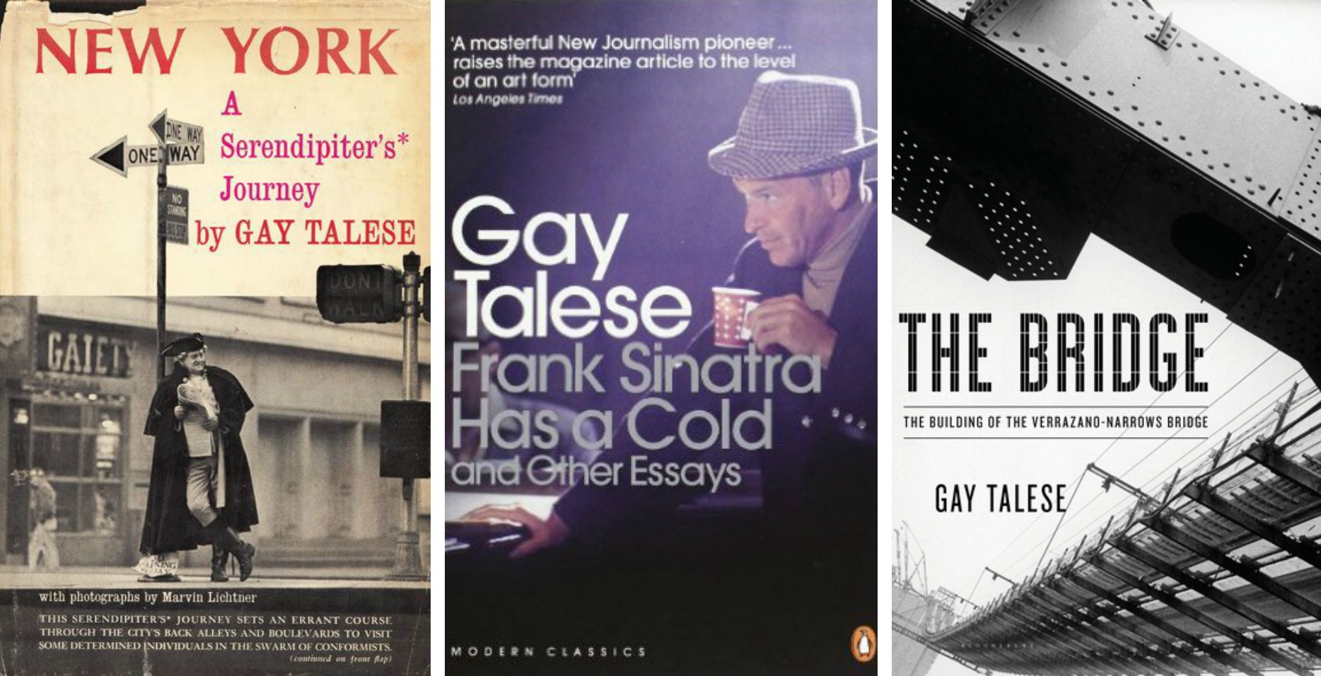 Gay Talese Books 115