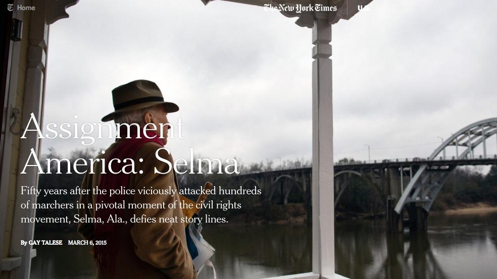 Gay Telese-Selma-NYT-2015
