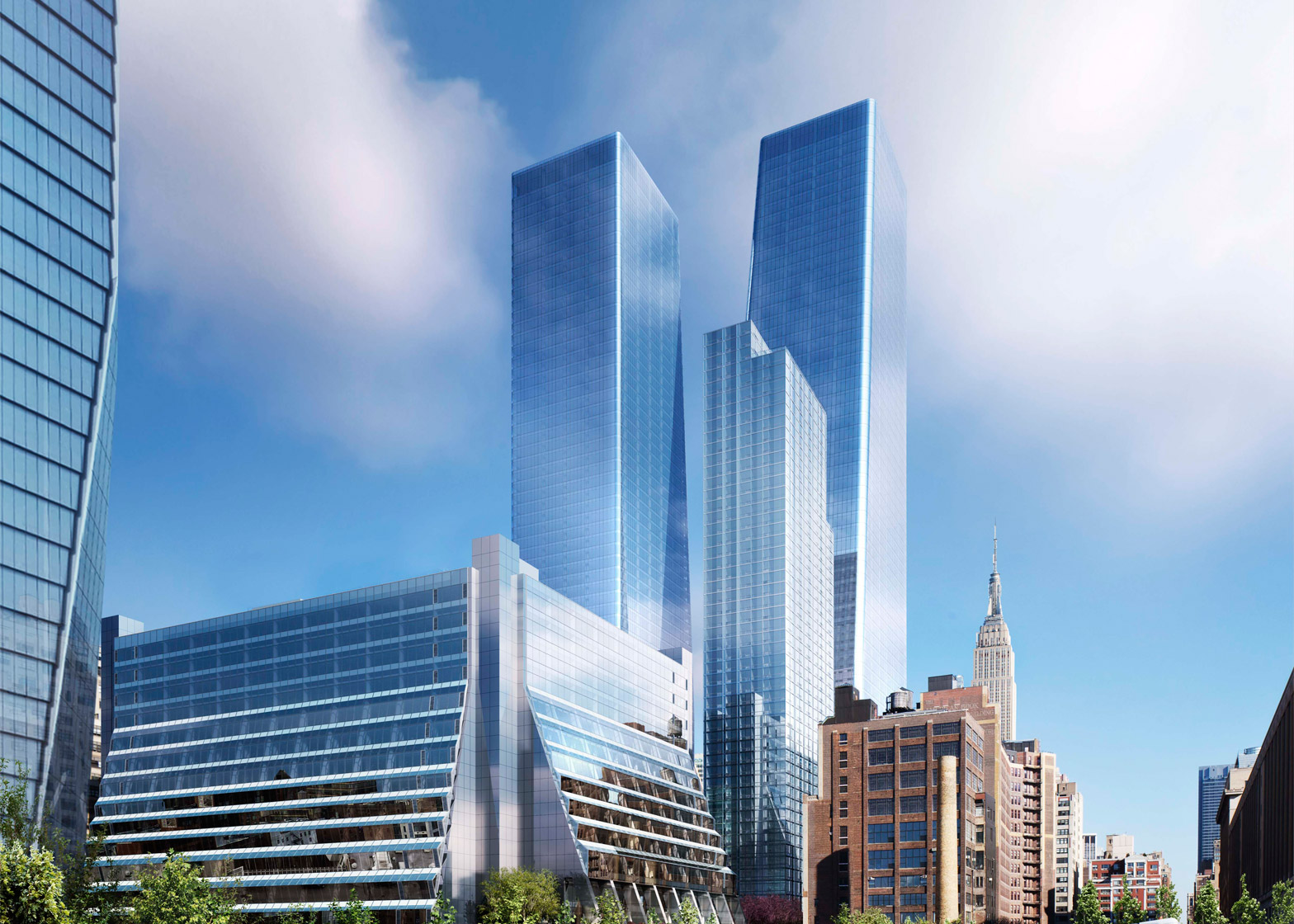 Amazon inks deal for 360,000 square feet of NYC office space at 5 Manhattan West