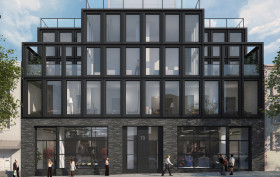 AA Studio, Williamsburg Apartments, Smorgasburg, Jeffrey Cole Architects, Williamsburg Condos, Brooklyn apartments,