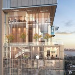 470 Eleventh Avenue, Archilier Architects, Hudson Yards Mixed-Use Development, NYC skyscrapers,
