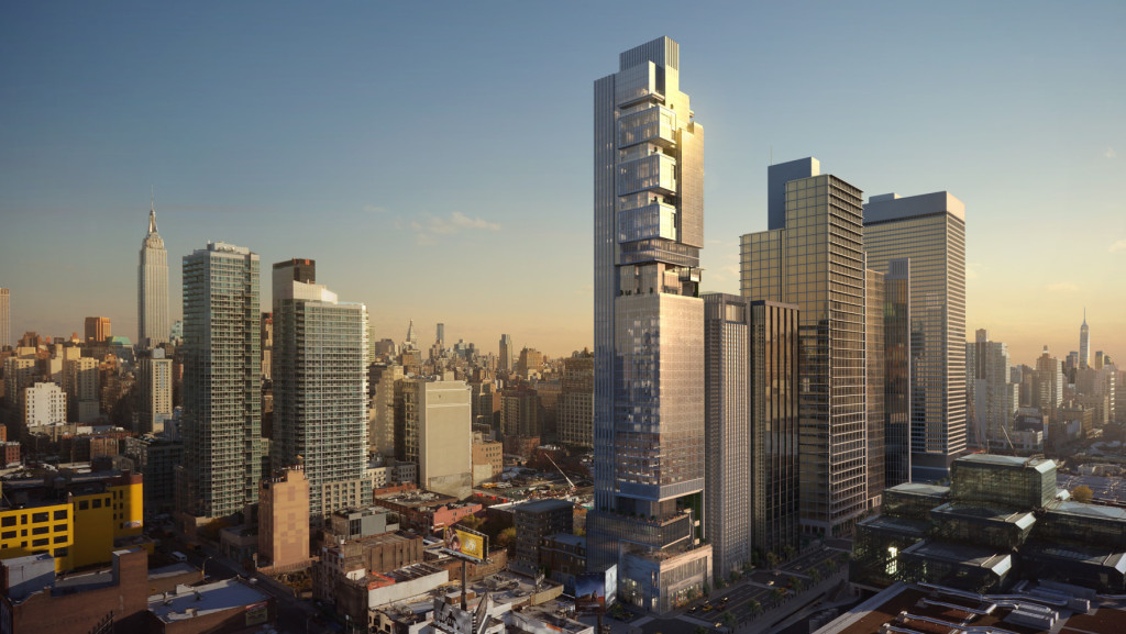 Far West Side, Hudson Yards, Manhattan development, New York real estate, NYC projects