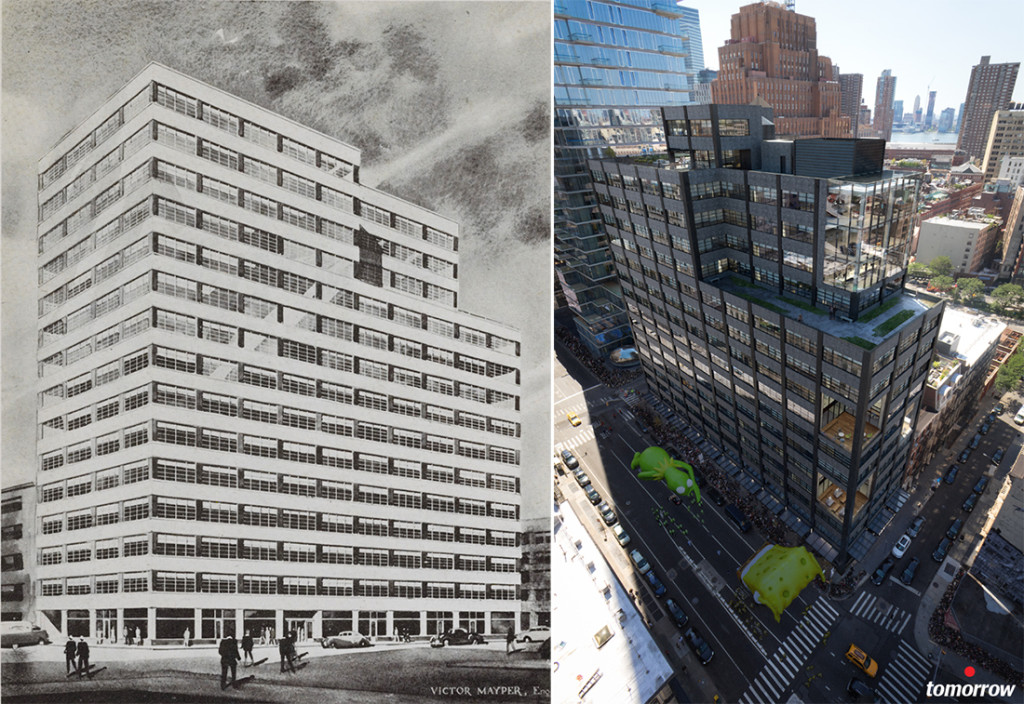 Drab Tribeca Office Building To Get Pocket Parks And