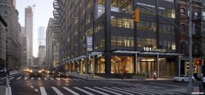 101 Franklin Street, 250 Church Street, Philips International, Gensler