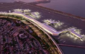 AIRTRAIN, ANDREW CUOMO, LAGUARDIA AIRPORT
