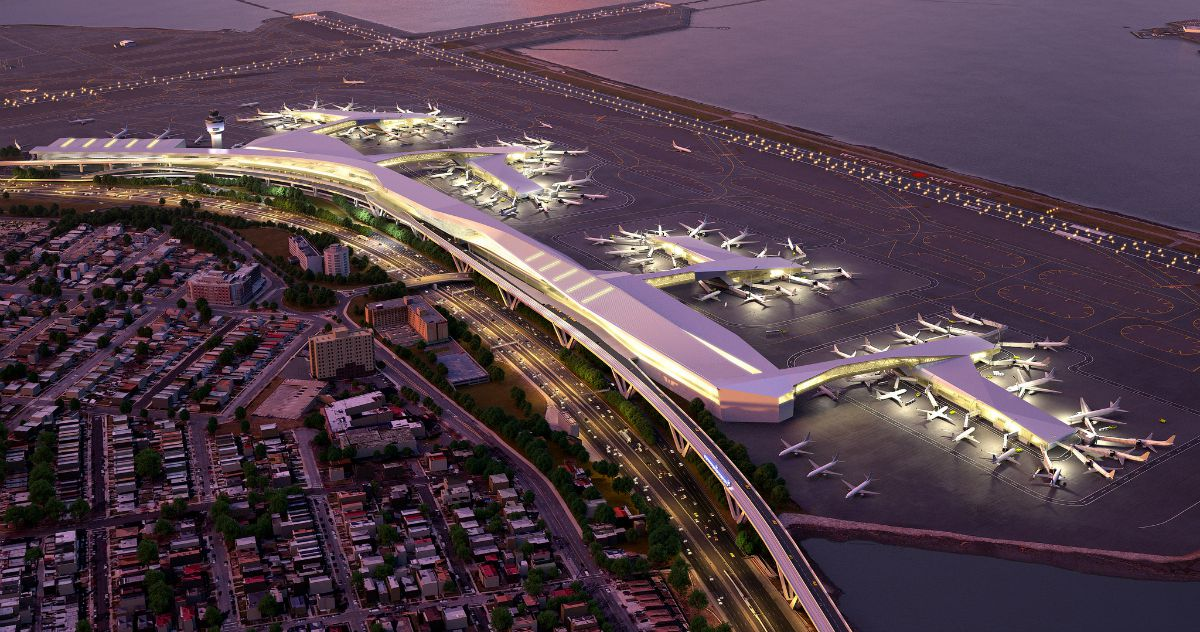 Plan for LaGuardia AirTrain inches forward with $55M lift from Port Authority