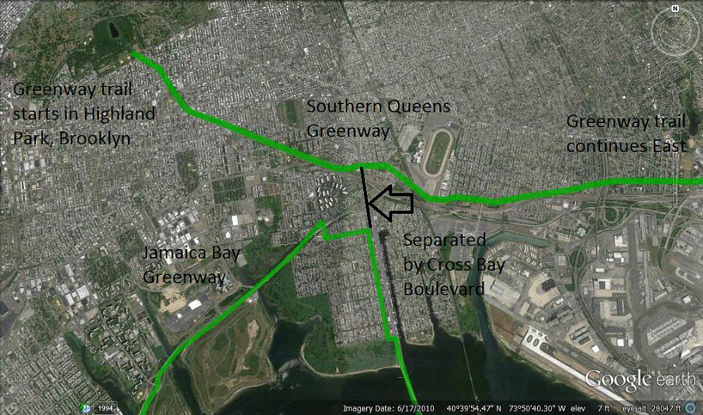 SOUTHERN QUEENS GREENWAY