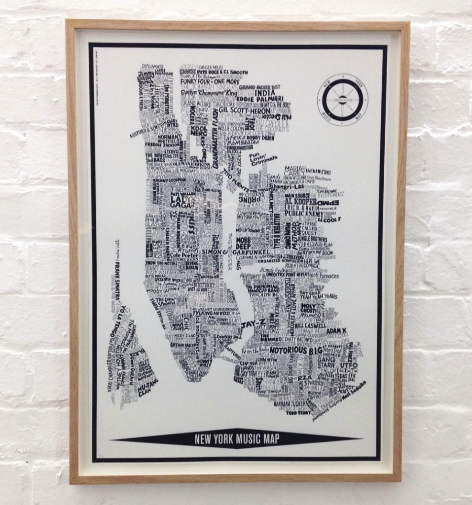 New York Music Map 4