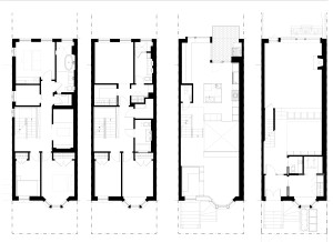 red top architects, 10th street house