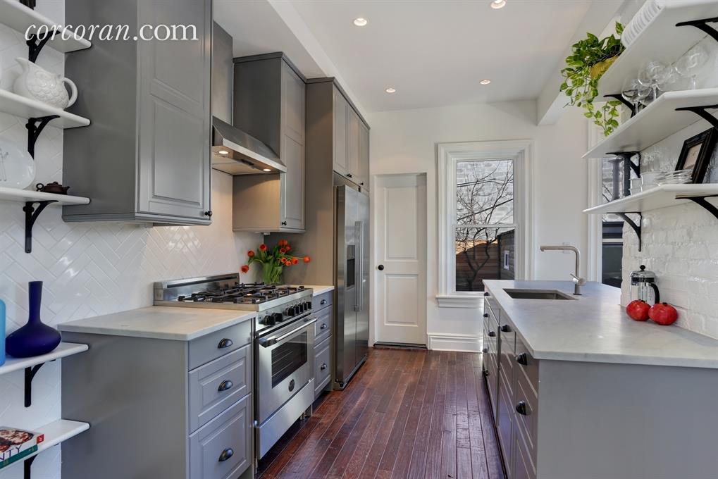277 East 9th Street, kitchen, renovations, kensington, brooklyn