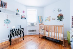 268 east 4th Street, bedroom, HDFC co-op, east village, second bedroom