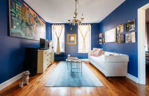 268 East 4th Street, HDFC co-op, east village, living room, affordable