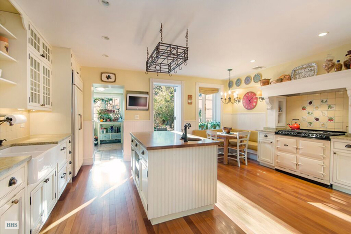 226 Garfield Place, kitchen, renovation, brownstone, park slope