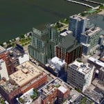 Robert A.M. Stern, 70 Vestry Street, Tribeca developments, Hudson River Park, limestone construction