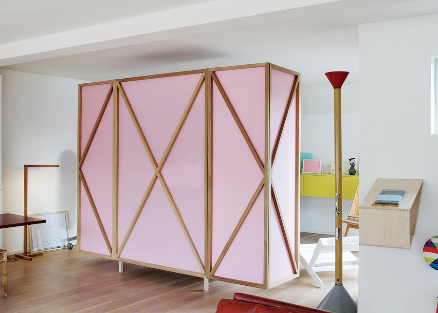 Nina Tolstrup, Studiomama, Metamorphic Wardrobe, Furniture, Small Spaces,  Interiors, Design