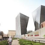 76 11th Avenue, Bjarke Ingels, HFZ Capital, Meatpacking, High line