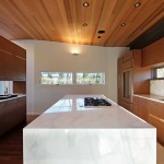 CCS Architecture, casual modernist, Watermill Residence, Starter Home, The Hamptons, SIPS insulation panels, LED lighting, Energy Star appliances, geothermal heating/air-conditioning, low carbon footprint, simple living, Cass Calder Smith, quarter-sawn oak floors, starter home