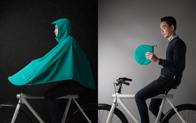 VANMOOF, BONCHO, Bike Pancho, Bicycling