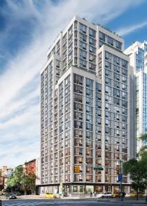 Gramercy Park, Stuyvesant Town, Luminaire, GKV Architects, Gerner Kronick + Valcarcel Architects, D'Apostrophe, Francis D'Haene, Ben Shaoul, Magnum Real Estate Group, Post Luminaria