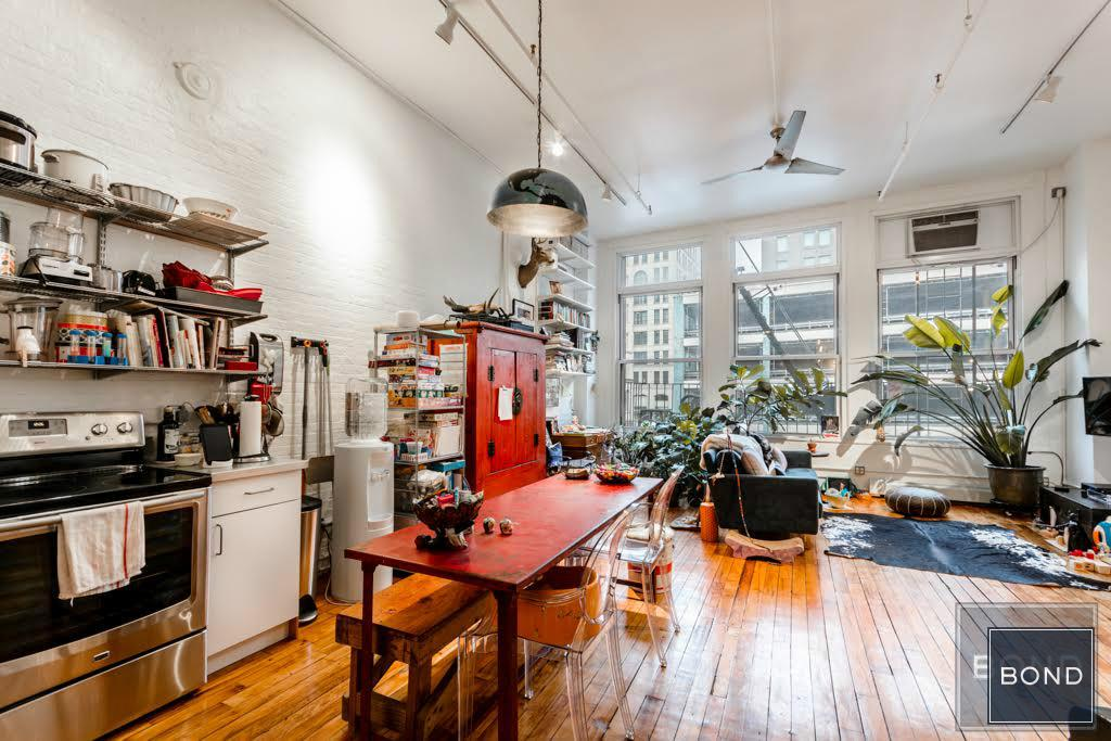 Two Bedroom Loft In Former Little Italy Warehouse Asks $7,250 A Month