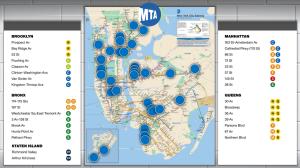MTA Station closures