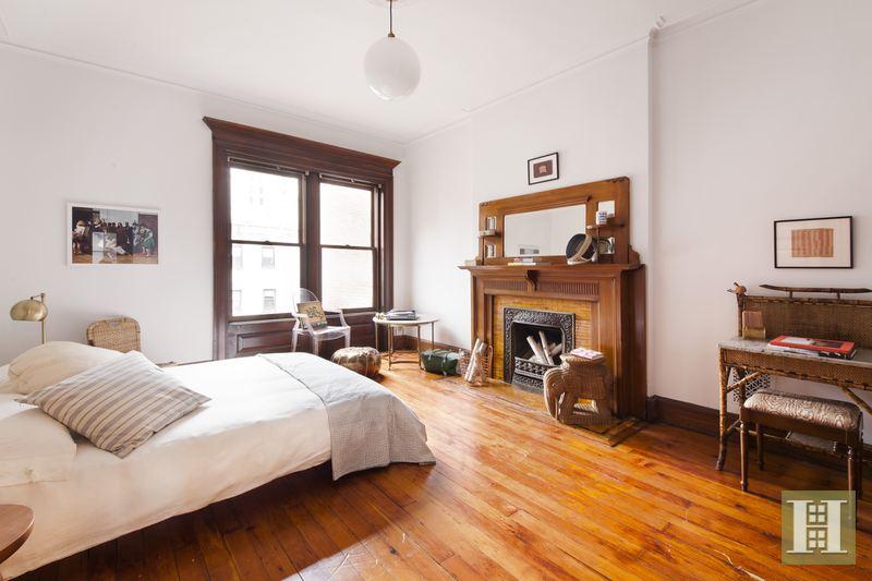 857 Carroll Street, bedroom, park slope, townhouse, matthew blesso