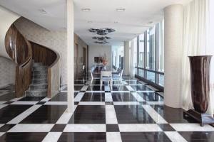 101 Warren Street, Tribeca, Tribeca Penthouse for Sale, cool listings, Interiors, Richard Mishaan, Simon Garber, Symon Garber, Taxi King, Big Tickets