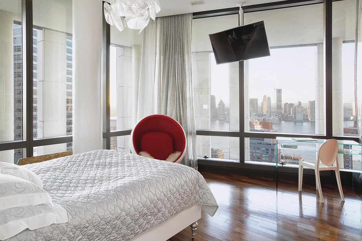101 Warren Street, Tribeca, Tribeca Penthouse for Sale, cool listings, Interiors, Richard Mishaan, Simon Garber, Symon Garber, Taxi King, Big Tickets