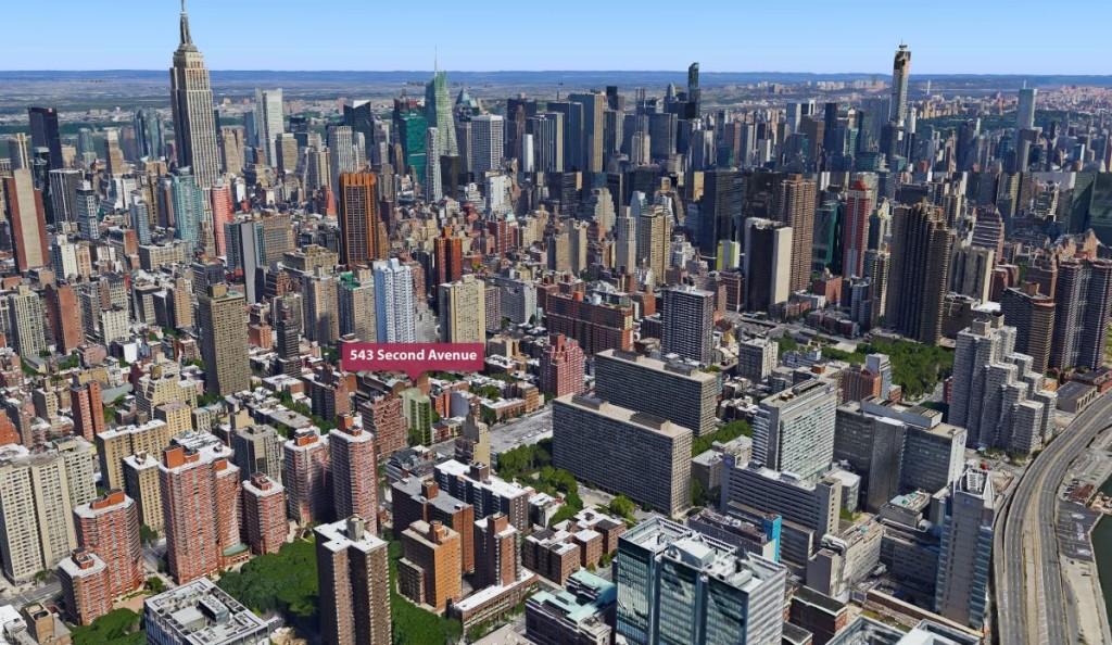 543 Second Avenue, Charles Fridman, Shalimar Management, (4)