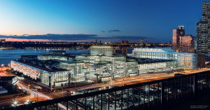 Javits Center expansion, Governor Cuomo, FXFOWLE