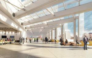 Javits Center expansion, Governor Cuomo, FXFOWLE