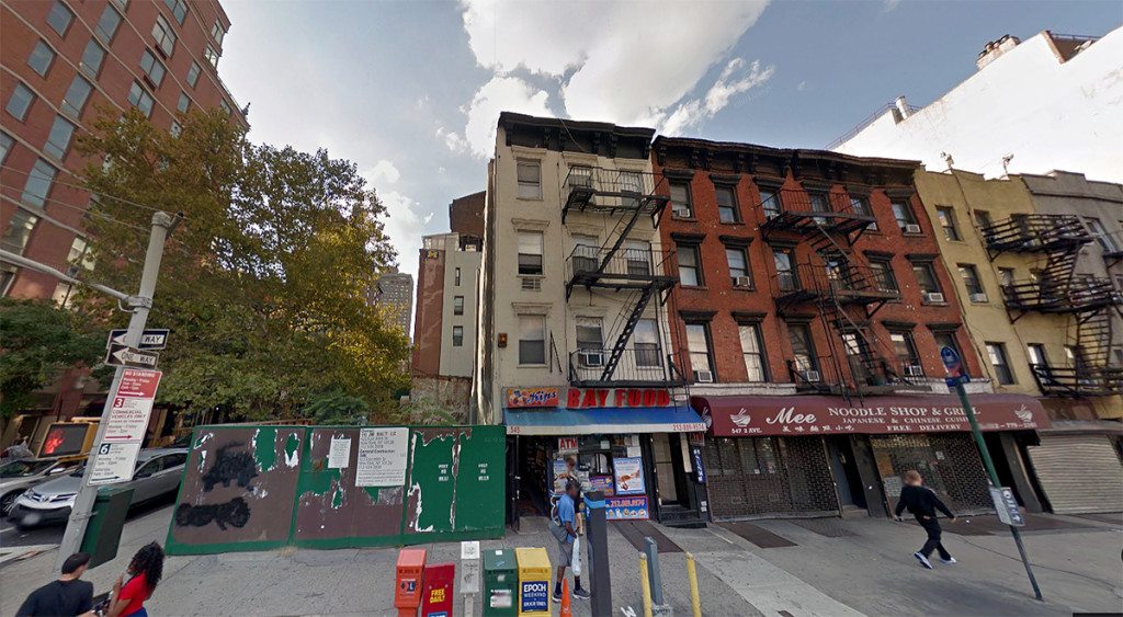 543 Second Avenue