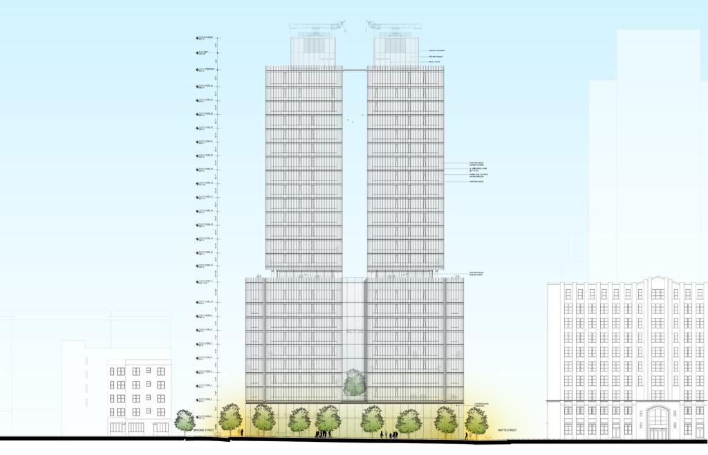 555 Broome Street, Renzo Piano Building Workshop, SOHO Tower, SHVO, (9)
