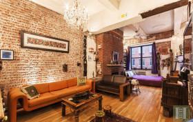421 West 47th Street, Cool Listings, Hells Kitchen, Clinton, Manhattan Coop for sale, Duplex, Penthouse, Midtown