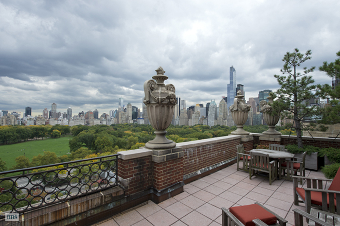 Radio Rabble Rouser Don Imus Lists Cpw Pad With Terraces And Endless Views For 19 8m 6sqft