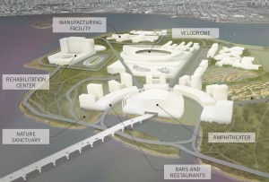Rikers Island, Rikers, Melissa Mark-Viverito, FXFOWLE, Magnusson Architecture, Curtis + Ginsberg, ReThinkNYC, WXY Architecture, Andrew Cuomo, Closing Rikers
