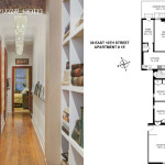 39 east 10th street, floorplan, co-op,
